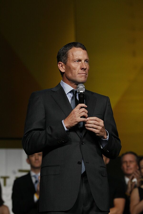 Лэнс Армстронг