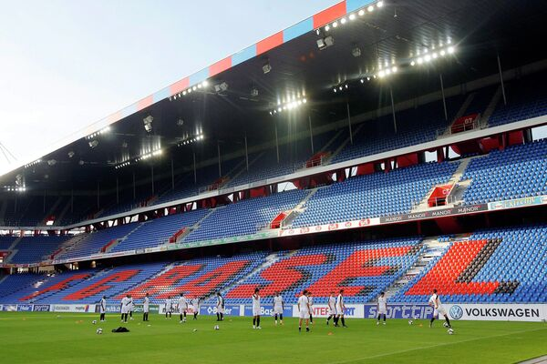 Стадион Сенкт-Якоб Парк
