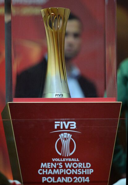 Кубок чемпионата мира по волейболу
