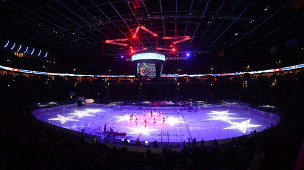 Спортивный комплекс Ледовый в Санкт-Петербурге