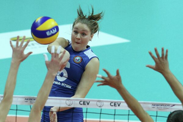 Виктория Червова