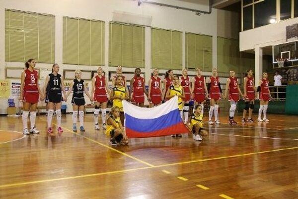Волейболистки ЖВК Ленинградка