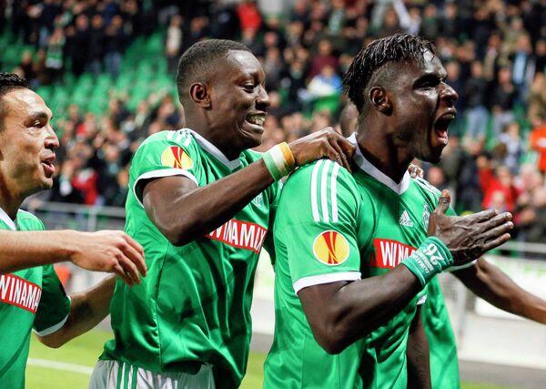 Футболисты Сент-Этьена