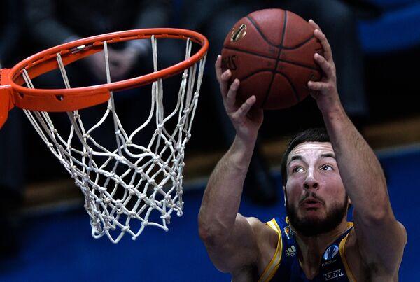 Баскетболист Химок Жоффри Ловернь