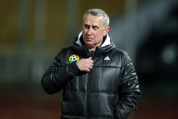 Главный тренер Кубани Леонид Кучук