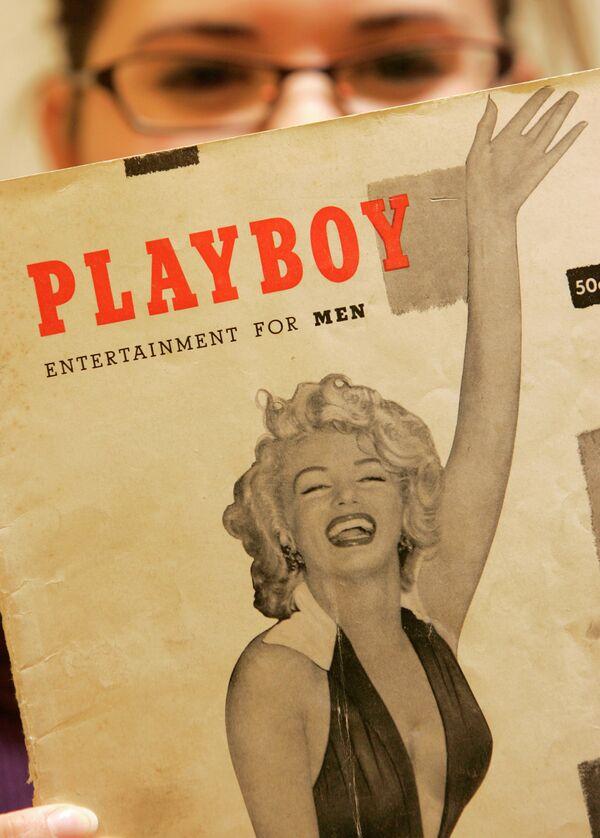 Playboy – не только девушки