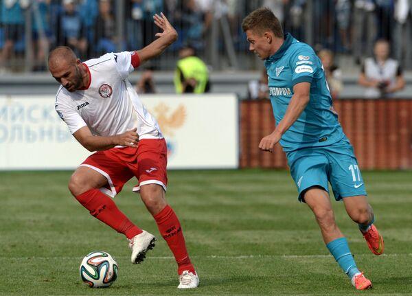 Георги Пеев (слева) и Олег Шатов