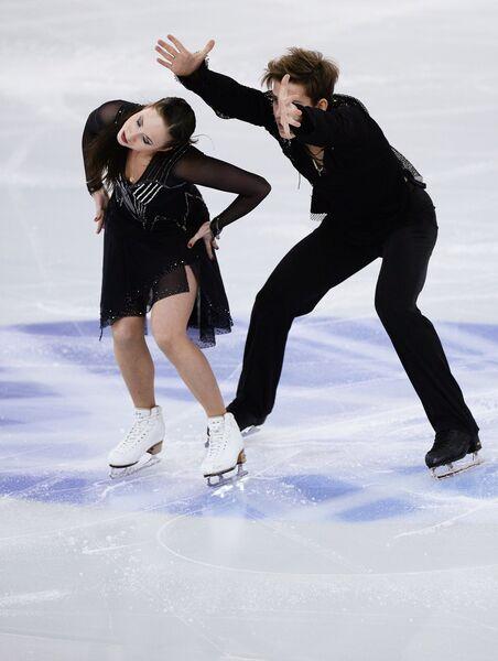 Дарья Морозова и Михаил Жирнов
