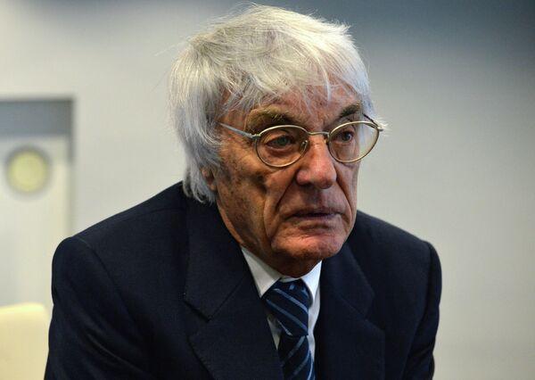 Берни Экклстоун