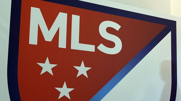 Логотип Major League Soccer (MLS)