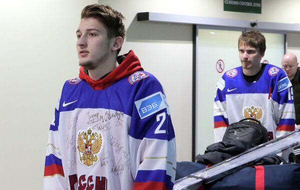 Денис Костин (слева) и Павел Бучневич