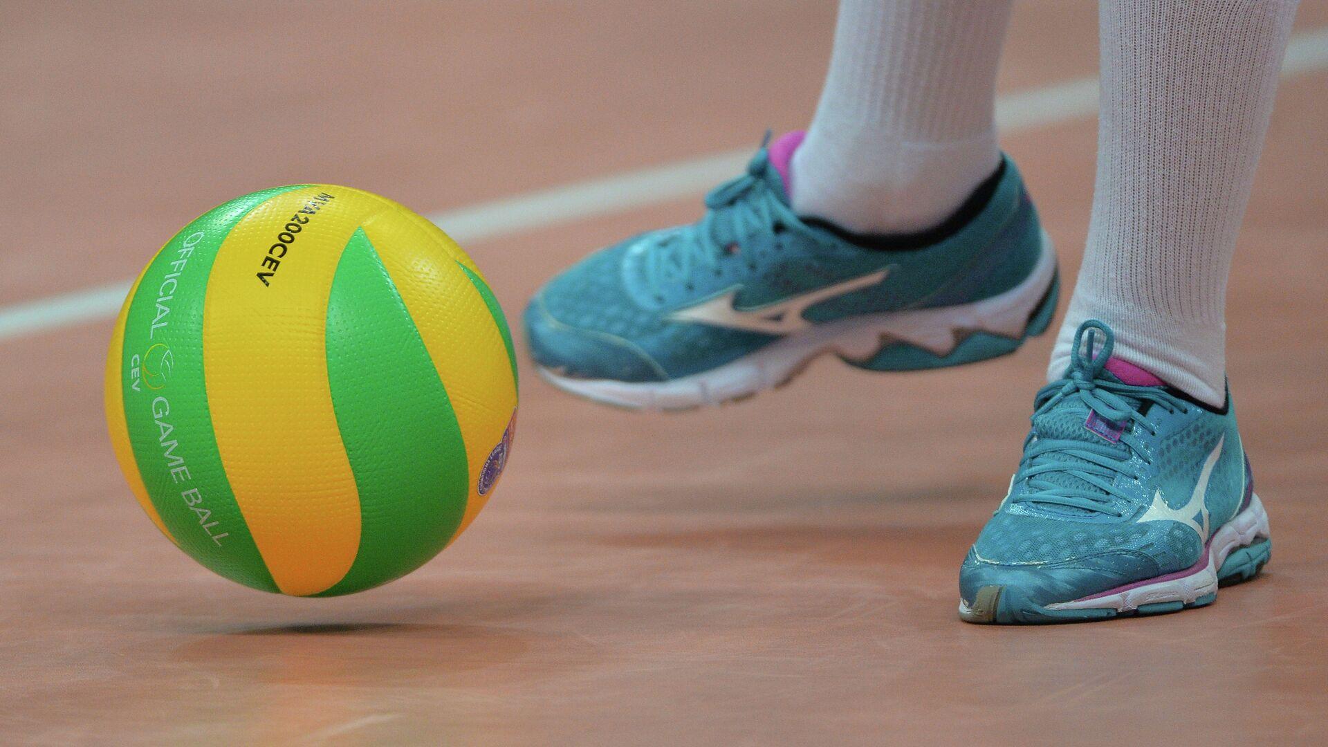Волейбольный мяч - РИА Новости, 1920, 22.04.2021