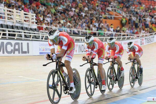 Трековая команда РусВело
