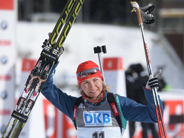 Екатерина Глазырина (Россия)