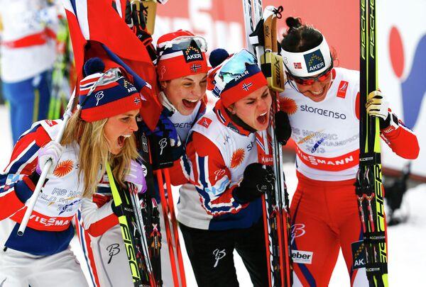 Женская сборная Норвегии