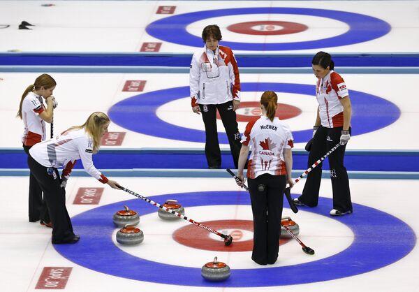 Женская сборная Канады по керлингу