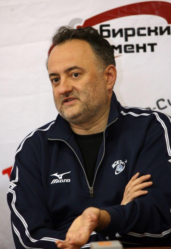Зоран Гайич