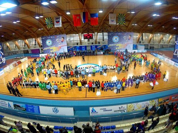 Всероссийский финал проекта Мини-футбол – в школу