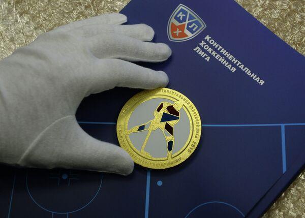 Медаль 7 сезона