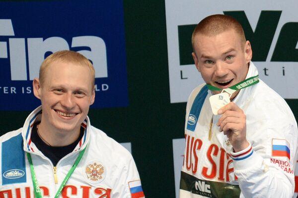 Евгений Кузнецов и Илья Захаров (Россия)