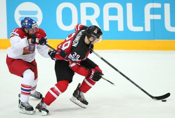 Хоккей. Чемпионат мира - 2015. Матч Чехия - Канада