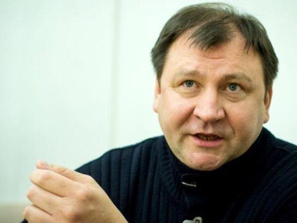 Спортивный директор БК Зенит Андрей Спиридонов