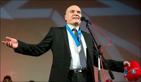Главный тренер «Автомобилиста» Андрей Разин
