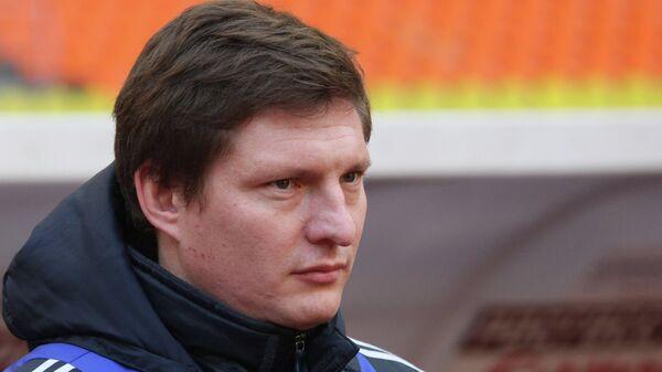 Футбольный тренер Андрей Гордеев