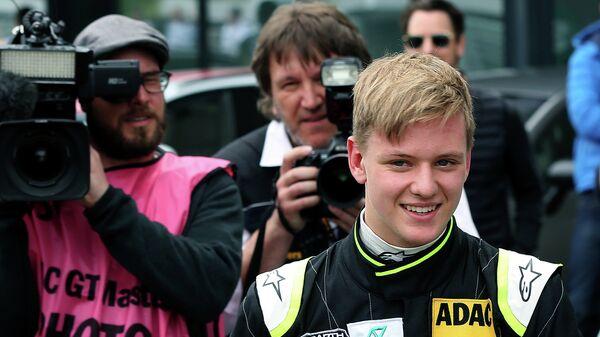 Сын семикратного чемпиона «Формулы-1» немца Михаэля Шумахера Мик