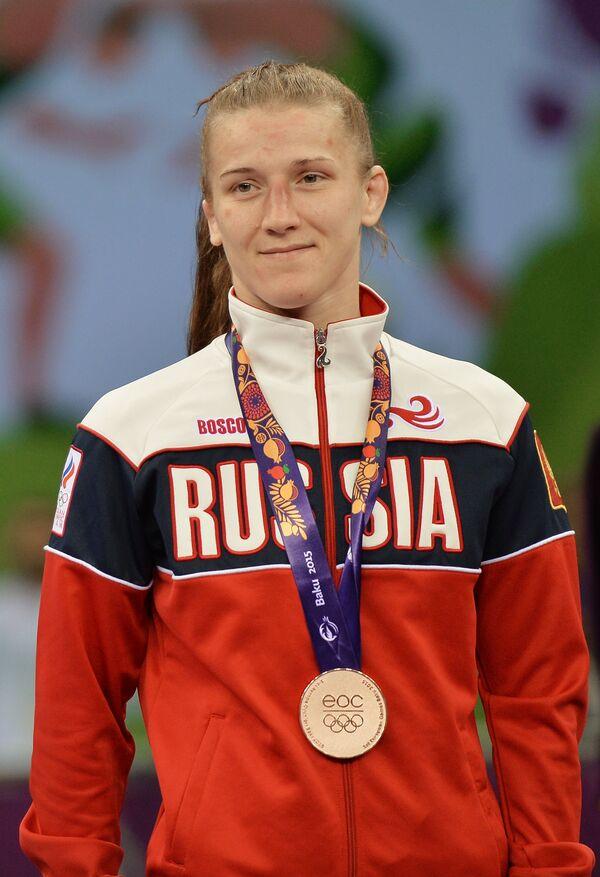 Валентина Исламова-Брик (Россия)