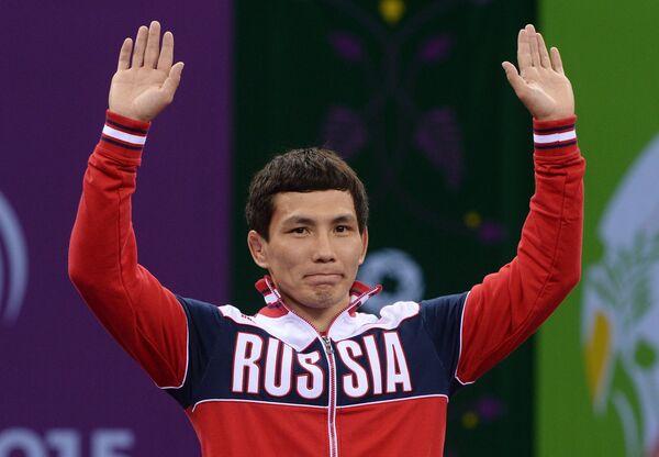 Виктор Лебедев (Россия)