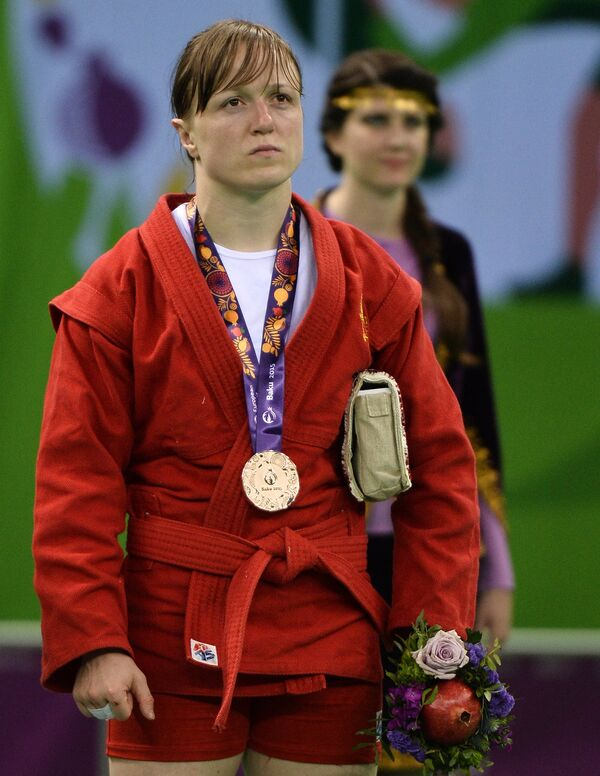 Анна Щербакова (Россия)