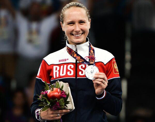 Яна Зверева (Россия)