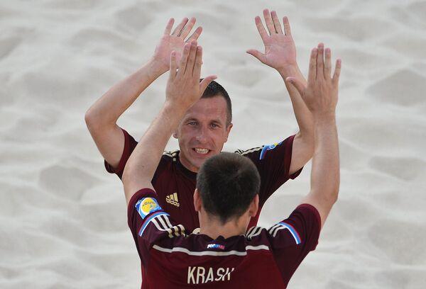 Юрий Горчинский и Юрий Крашенинников