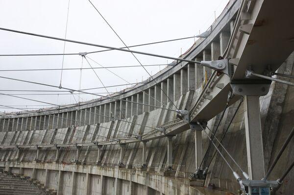 Строительство стадиона ФК Краснодар