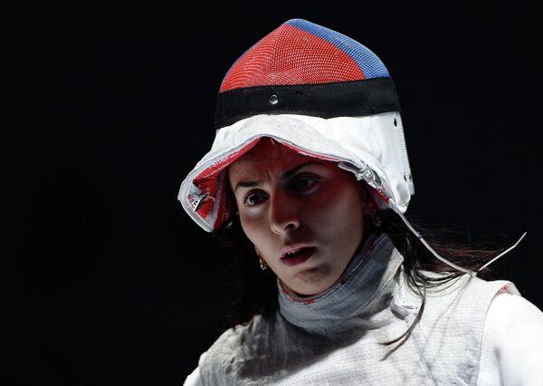 Аида Шанаева (Россия)