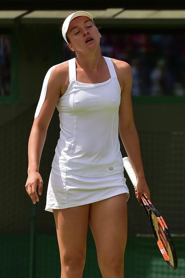 Российская теннисистка Маргарита Гаспарян