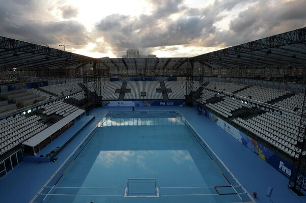 Казань в преддверии 16-го чемпионата мира ФИНА по водным видам спорта
