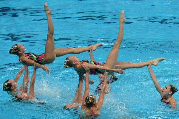 Спортсменки сборной Белоруссии
