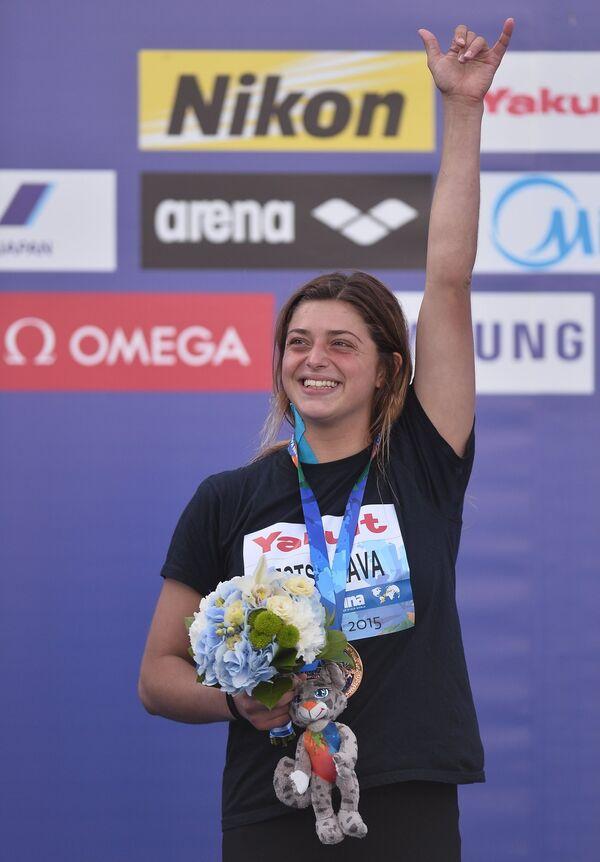 Яна Нестерова