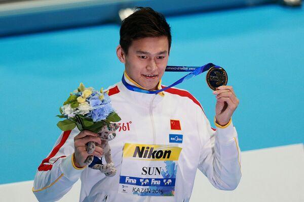 Сунь Ян (КНР)