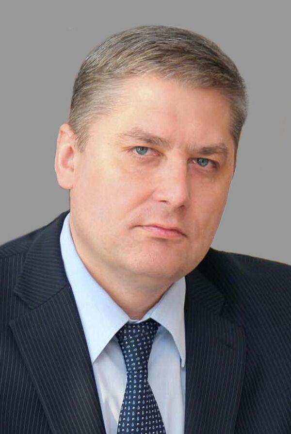 Заместитель губернатора Челябинской области Иван Сеничев