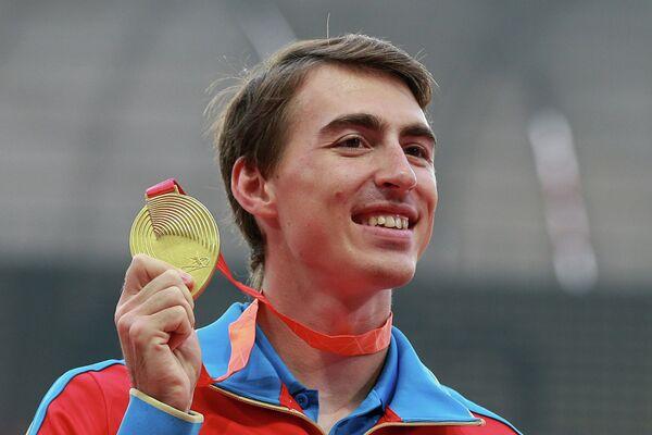 Сергей Шубенков (Россия)