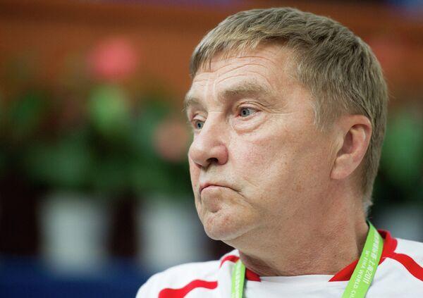 Сергей Колмогоров