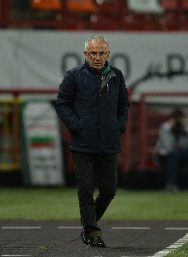 Главный тренер Амкара Гаджи Гаджиев