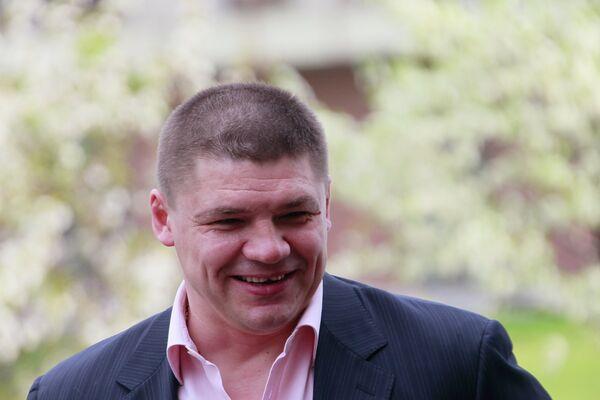 Председатель профсоюза игроков Континентальной хоккейной лиги (КХЛ) Андрей Коваленко