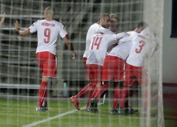 Футболисты сборной Швейцарии по футболу