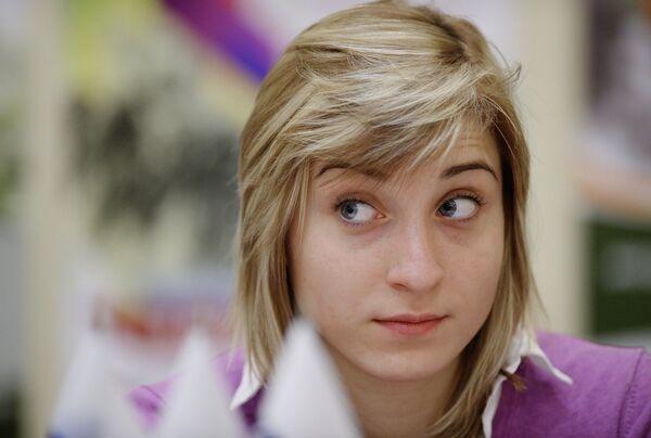 Дарья Шмелева