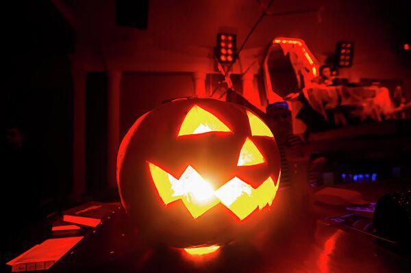Празднование Хеллоуина