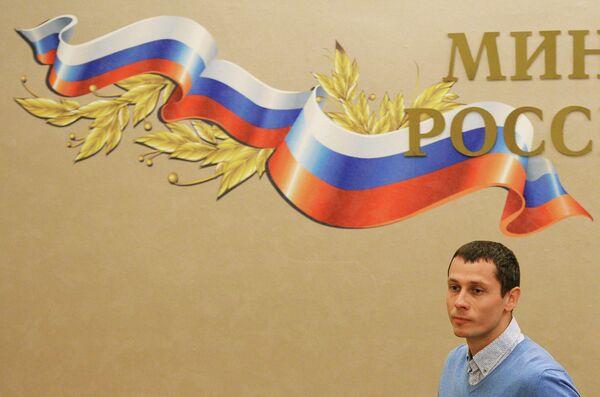 Член президиума Всероссийской федерации легкой атлетики России Юрий Борзаковский